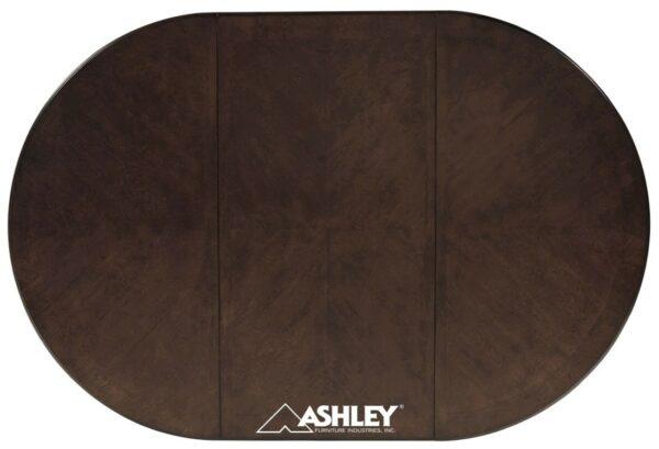 Τραπέζι οβάλ - στρογγυλό επεκτεινόμενο Ashley Adinton D677-35