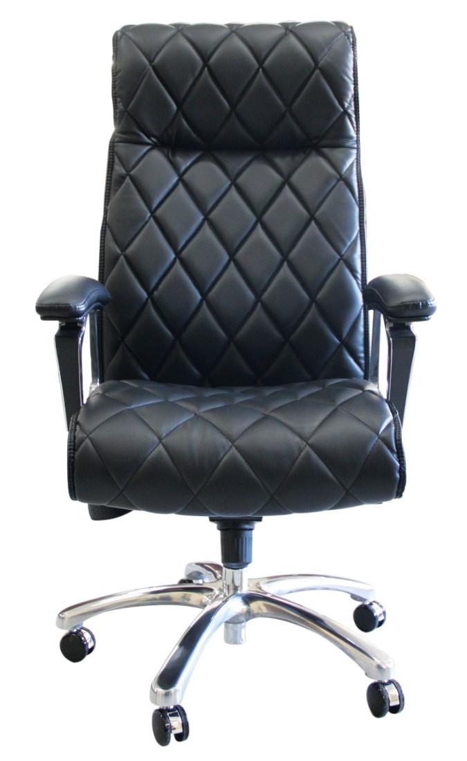 Καρέκλα Πολυθρόνα Γραφείου Διευθυντική Κλασσική Καπιτονέ