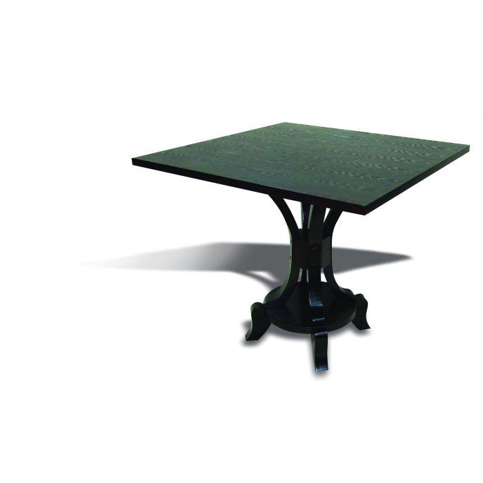 Τραπέζι Wenge Τετράγωνο JFB21B